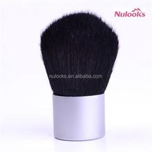 natural hair tapered kabuki brush