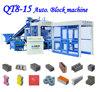 2013 Latest Technology fly ash brick making machine QT8-15 fly ash brick making machine in india price