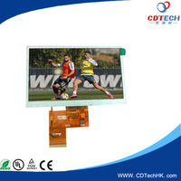 10.1 inch tft with capacitive touch display controller for door monitor