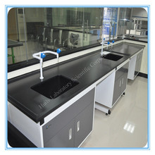 Metal steel type school modular laboratory furniture systems
