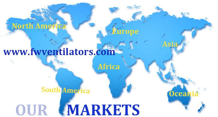 markets of wall mounted exhaust fan