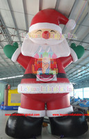 Giant 20ft christmas inflatable santa for sale