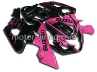Motorcycle parts and accessories for suzuki gsxr600-750 2004-2005 fairings kit