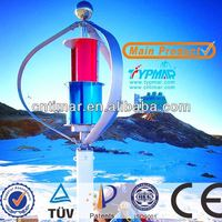 10000 watt wind generator with CE Patents