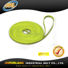 TT5 blue/yellow/black PU timing belt for knitting machine