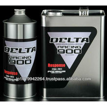 Good response & No sludge oil DELTA RACING 900 motor oil made in japan