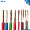 150mm2 GLASS 2 Anneal copper F-GV PVC insualtion Grounding wire Moisture resistant FR-PVC cable