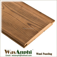 High Quality Thermowood for Exterior Wall Panel