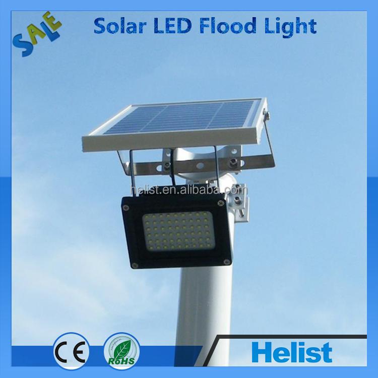 ip65 powerful best quality dusk to dawn outdoor led solar flood light