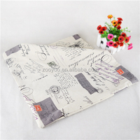 ZOOYOO envelope pillow cases bloster suppliers printed letter pillows travel the world with letter post office bloster (ETH0146)