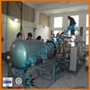 ZSC boat/marine/engine oil recycling plant