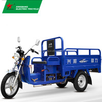 Petrol Cargo Tricycle 350Kg Load