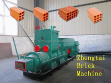 competitive price red burnt used brick machine for popular sale in Zimbabwe