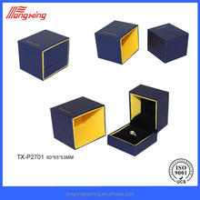 2015Special design gift ring jewelry packing box