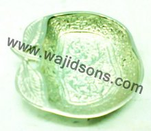 Decorative Silver Plated Bowl/Tray