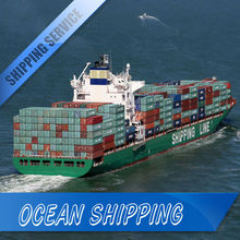 RR ocean freight and service from China to south america