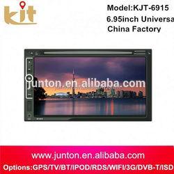 cheap touch screen car dvd player support AM/FM