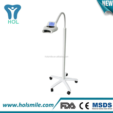 2015 New design teeth whitening lamp with LED display