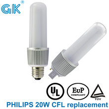 g24 shape E26 ul tuv approved led pl lamp E27