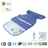 CE/GS Single Control 6 Settings Elderly Care Products 100W Back Pian Heating Electric Pad