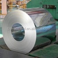 0.15-3mm thickness cold rolled galvanized iron/steel coil