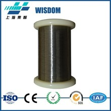 0.046mm FeCrAl microfilament wire electrical resistance heating alloy used for heating parts