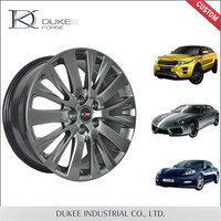 Die Casting High quality Hot Selling Custom Alloy Wheel Manufacturers