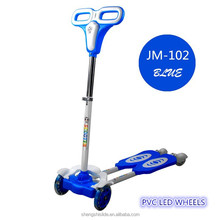 2015 Hot Sale Froggy Kick Scooter/4 Wheels Kick Scooter/Swing Scooter