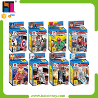Popular Customized Plastic Anime Classic Mini Figure