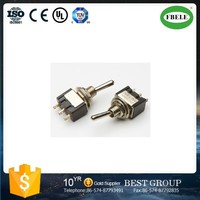MTS-123 miniature toggle switch small toggle switch 3 position toggle switch(FBELE)