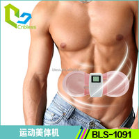 BLS-1091 Tens Therapy Device with electronic muscle stimulation skill in 4 work programs