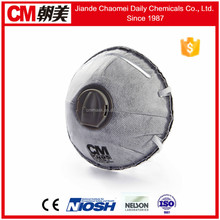 CM Fast Supply Disposable Flat Fold Active Carbon Mask NIOSH N95 Approved