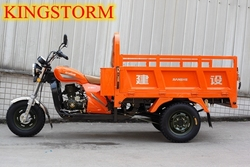 2015 Three Wheel Motor Vehicle China Supplier 150cc/175cc Cheap Adult Cargo Tricycle for Sale