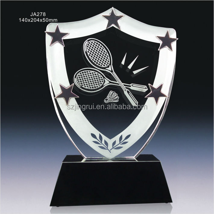 Hot Sales Crystal Sports Awards JA279A