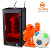 Nozzle without blocked big print size 300*200*600mm high resolution large industrial 3d printer printing plastic model