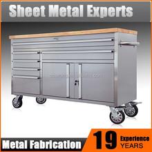 2015 professional oem top quality hot sale mechanics tool chest