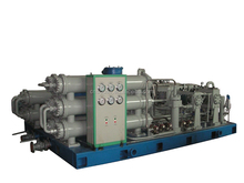 220kw 1250m3/h 25MPa capacity CE approval customized high efficiency natural gas compressor
