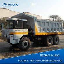 YUTONG Military Quality New Dump Truck Brand In Philippines