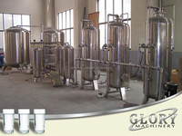 2015 new model of 3000L/H small scale water treatment plant of reverse osmosis