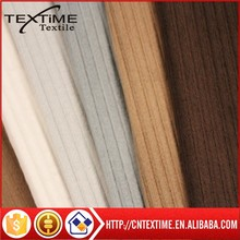 Polyester Vertical Stripes Brushed Fabric with TC for Sofa or Home Texriles
