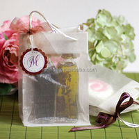 Top Quality Cheap Promotional organza mini tote bags