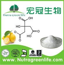 Cấp thực phẩm số lượng lớn acid citric khan, acid citric monohydrat, acid citric pirce