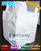 CHINA high quality plastic woven bag chemical 1000kg FIBC bag manufacturer