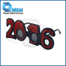"""2016"" Number New Products Custom Plastic Eyeglass Funky Sunglasses"
