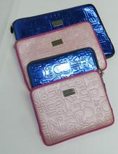 Colorful for IPad 11 inch Neoprene zipepr Laptop sleeve with EVA mode