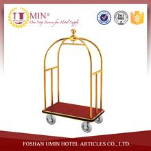 Used Hotel Baggage Carts