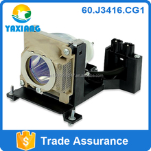 Cheap wholesale bare with housing projector lamp bulbs 60.J3416.CG1mercury lamp for DS650 DS660 DX650 DX660 PB8200...