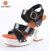 2015 latest design melissa high heels shoes pvc jelly sandals sexy woman shoes comfortable beach sandals