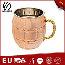 wonder 450ml copper mug mule
