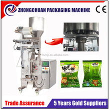 High Speed Good Price Small Vertical Roasted Bean Packing Machine With Overseas Technical Support